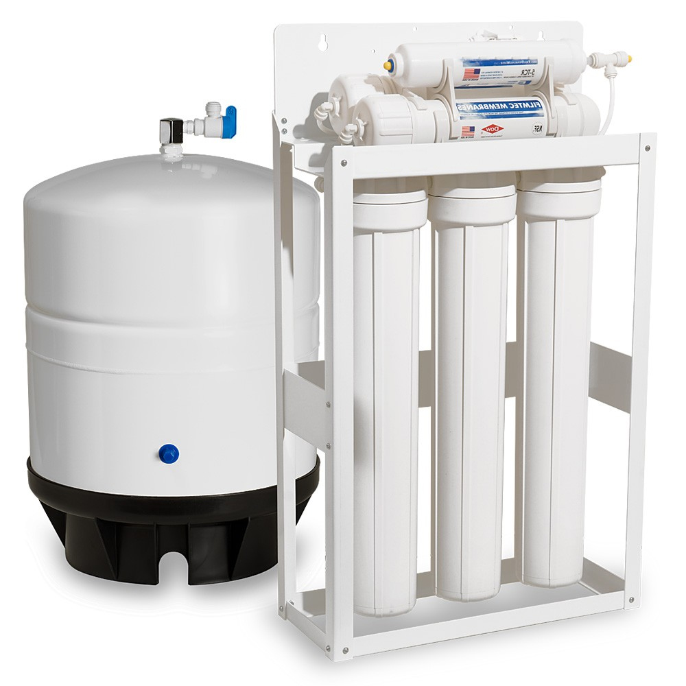 Commercial RO – Soft Water